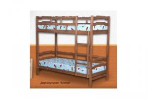 Кровать двухъярусная Юниор - Мебельная фабрика «Алекс»