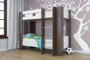 Кровать двухъярусная Юность-5 - Мебельная фабрика «ТФМ XXI»