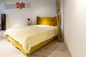Кровать двуспальная - Мебельная фабрика «ChesterStyle»