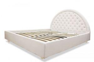 Кровать двуспальная АК 005 - Мебельная фабрика «Аллант»