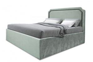 Кровать двуспальная АК001 - Мебельная фабрика «Аллант»