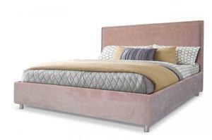 Кровать двуспальная АК002 - Мебельная фабрика «Аллант»