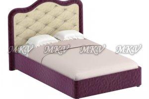 Кровать двуспальная Доменика - Мебельная фабрика «Выбор»
