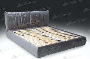 Кровать двуспальная Флоренция 2 New - Мебельная фабрика «Логос-юг»
