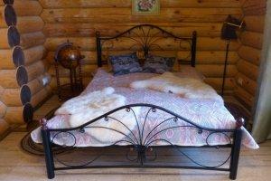 Кровать двуспальная Фортуна 2 - Импортёр мебели «Мебвилл»