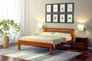 Кровать двуспальная Грация 1 - Мебельная фабрика «DM- darinamebel»