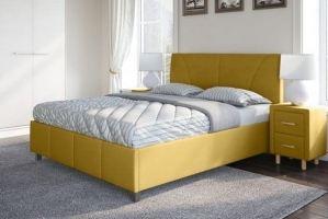 Кровать двуспальная Каролина - Мебельная фабрика «Лазурит»