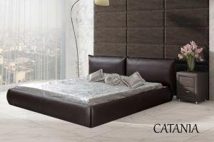 Кровать двуспальная Катания - Мебельная фабрика «LORUSSO»