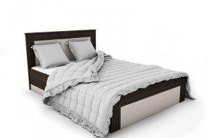 Кровать двуспальная Комфорт-3 - Мебельная фабрика «СМ-Мебель»