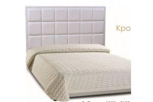 Кровать двуспальная Куба - Мебельная фабрика «Панда»