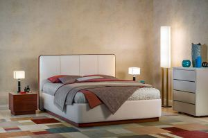 Кровать двуспальная Лакона - Мебельная фабрика «Dream land»