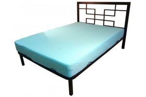 Кровать двуспальная лофт Таис-1600 - Мебельная фабрика «Металл конструкция»