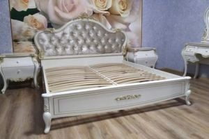 Кровать двуспальная Моника - Мебельная фабрика «Миал»