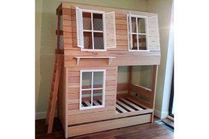 Кровать двуспальная PandaTREND - Мебельная фабрика «PandaDream»