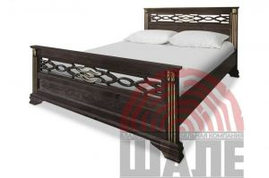Кровать двуспальная Пенелопа - Мебельная фабрика «ВМК-Шале»