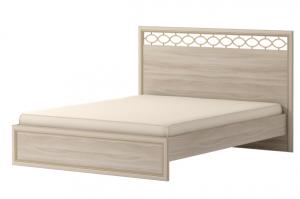 Кровать двуспальная с латами Брайтон 23 - Мебельная фабрика «Ижмебель»