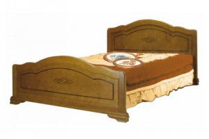 Кровать двуспальная Сатори - Мебельная фабрика «Мебель Мастер»