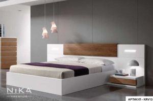 КРОВАТЬ СЕРАГЕМ ДВУСПАЛЬНАЯ - Мебельная фабрика «NIKA premium»