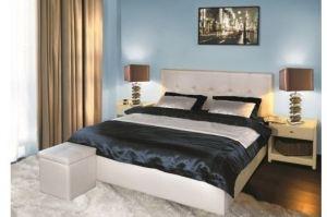 Кровать двуспальная Спарта - Мебельная фабрика «Деликат»