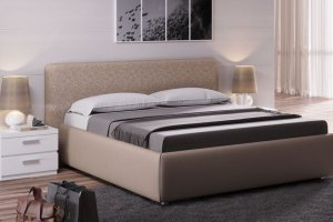 Кровать двуспальная Стелла - Мебельная фабрика «Divanger»