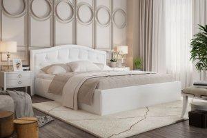 Кровать двуспальная Стелла - Мебельная фабрика «Можгинский лесокомбинат»