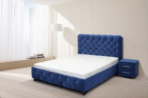 Кровать двуспальная  Валенсия - Мебельная фабрика «МебельДа»