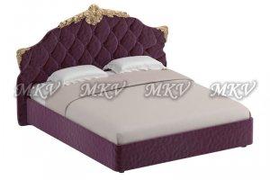 Кровать двуспальная Венеция - Мебельная фабрика «МК Выбор»