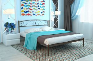 Кровать двуспальная Вероника - Импортёр мебели «Мебвилл»
