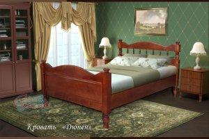 Кровать Дюпен - Мебельная фабрика «Евростиль»