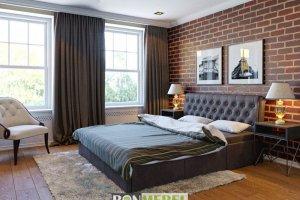 Кровать Дженни - Мебельная фабрика «Бонмебель»