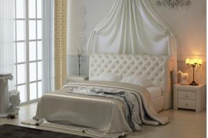 кровать Джульетта - Мебельная фабрика «SoftWall»