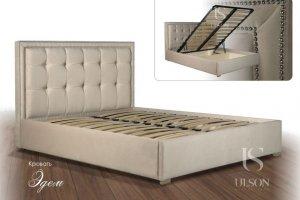 Кровать Эдем - Мебельная фабрика «Улсон»