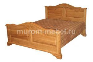 Кровать Экстра массив - Мебельная фабрика «Муром-мебель»