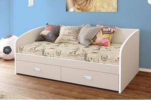 Кровать Элиза - Мебельная фабрика «Лагуна»