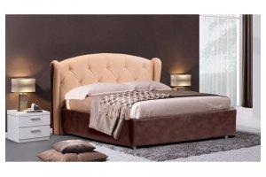 Кровать Элизабет в спальню - Мебельная фабрика «Фан-диван»