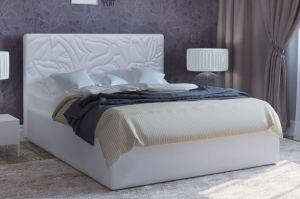 Кровать Эльза с мягкими кареткам - Мебельная фабрика «Элна»