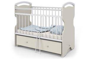 Кровать Эльза слоновая кость - Мебельная фабрика «Атон-мебель»