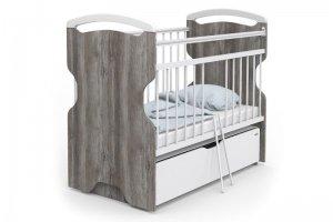 Кровать Эльза Wood пасадена - Мебельная фабрика «Атон-мебель»