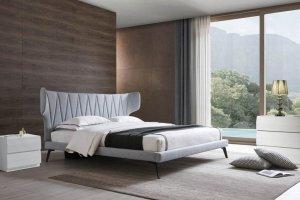 Кровать  ESF 1801 - Импортёр мебели «Евростиль (ESF)»