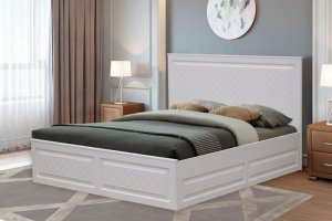 Кровать Эвита с подъемным механизмом - Мебельная фабрика «Аристократ»