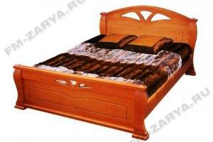Кровать Эврос - Мебельная фабрика «Заря»