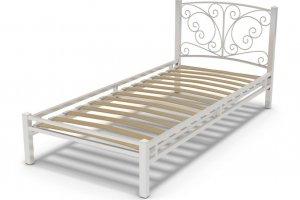 Кровать металлическая Фантазия 1 - Мебельная фабрика «Гайвамебель»