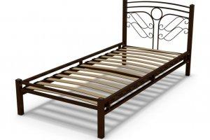 Кровать металлическая Фантазия 2 - Мебельная фабрика «Гайвамебель»