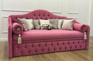 Кровать Фиона - Мебельная фабрика «Аккорд»