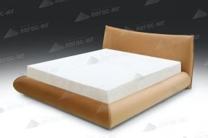 Кровать Флоренция 1 New - Мебельная фабрика «Логос-юг»