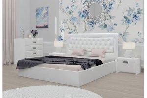 Кровать в спальню Флоренция - Мебельная фабрика «ИЛ МЕБЕЛЬ»