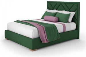 Кровать мягкая Юджин - Мебельная фабрика «Аванта»
