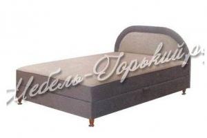 Кровать Фрея эконом - Мебельная фабрика «Мебель-Горький»