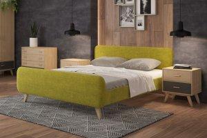 Кровать на ножках Фрейя - Мебельная фабрика «Мелодия сна»