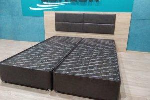 Кровать Гостиница 1 - Мебельная фабрика «Сапсан»